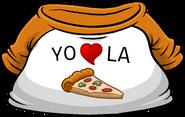 I Heart Pizza T-Shirt icon es