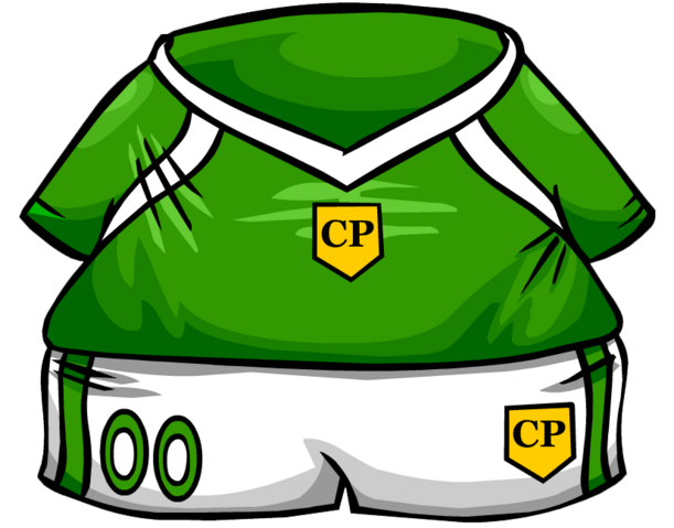 File:Green Soccer Jersey clothing icon ID 4088.png