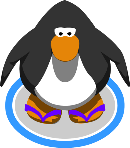 File:Purple Sandals ingame.PNG