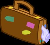 Stuffed Suitcase icon