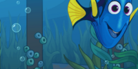 Finding Dory Background