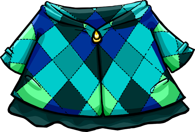 File:Green Quilted Coat.PNG