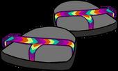 Rainbow Sandals icon