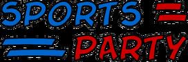 Sports Party logo