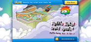 Puffle Party 2013 Homepage
