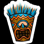 Tiki Mask clothing icon ID 7072