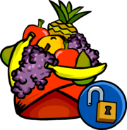Fruit Headdress unlockable icon