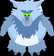 Light blue werewolf 0