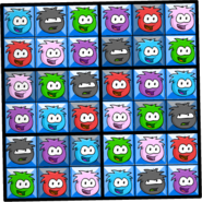 Puffle So Cuto Finished Example
