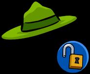 Park Ranger Hat (Unlockable)
