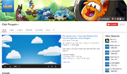 Club Penguin YouTube April 2014