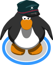 Holiday Conductor Hat IG