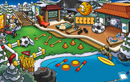 Penguin Cup Cove