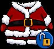 Santa Suit unlockable icon