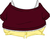 Cranberry Lemon Outfit icon