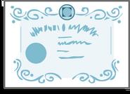 Puffle Care Certificate