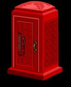 Telephone Box sprite 003