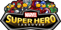 Marvel Super Hero Takeover