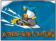 X-Treme Jetpack Surf Cartz