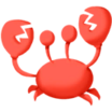 Decal Crab icon