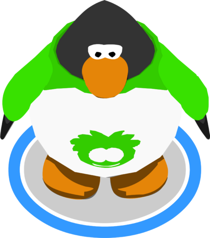 File:I Heart My Green Puffle T-Shirt in-game.png