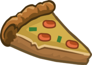 Puffle Care Icons Pizzapepperoni