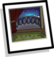 Balcony Background icon
