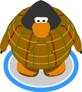 Tweed Coat in-game