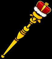Royal Scepter