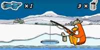 Ice Fishing (DS version)