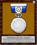 Mission 7 Medal full award fr