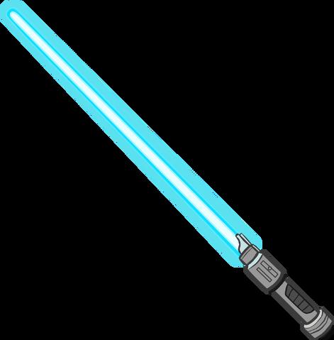 File:Blue Lightsaber icon.png