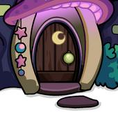 Wizard's Workshop Background photo