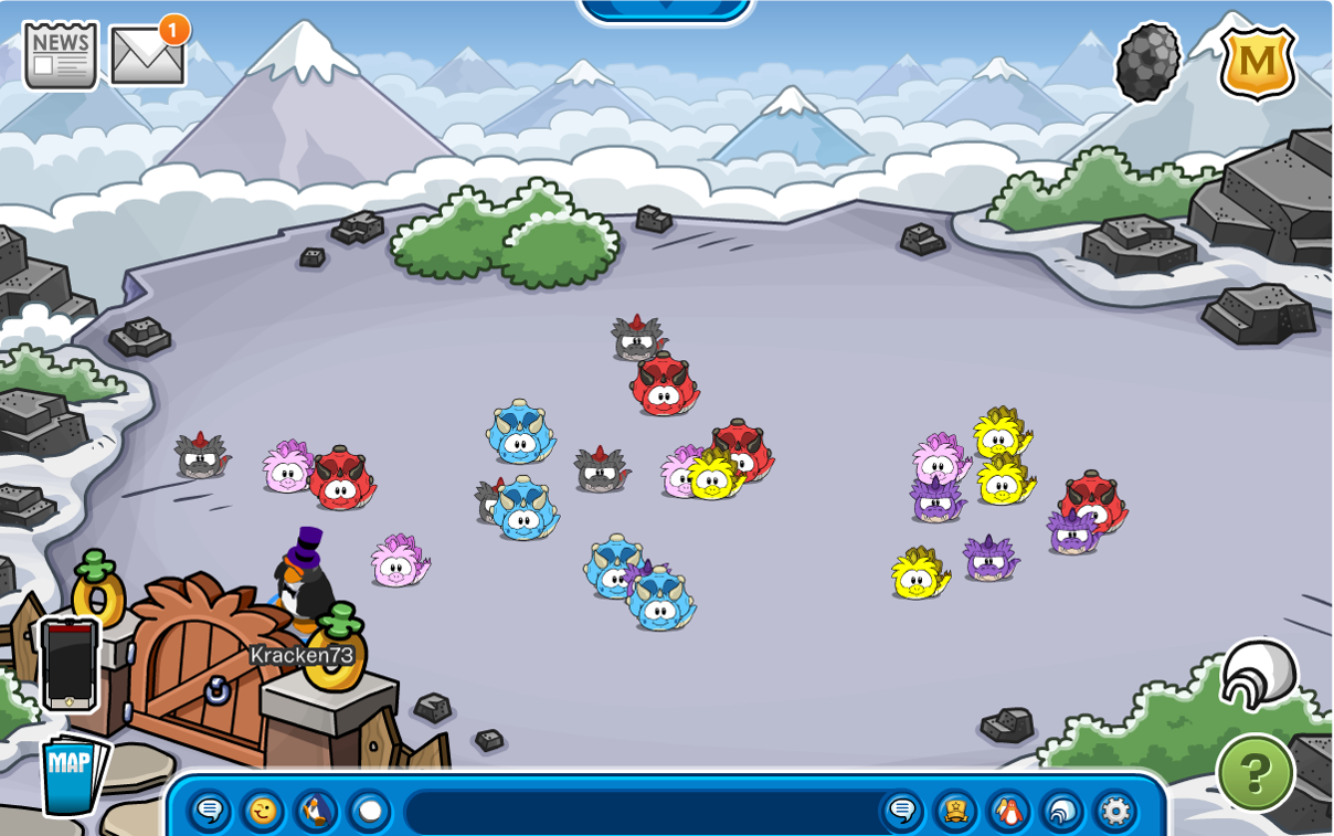 image dino puffles backyard png club penguin wiki fandom