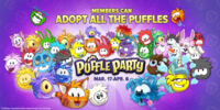 Puffle Party 2016