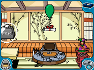 Elite puffle test completed