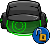 Green Infrared Tracker unlockable icon