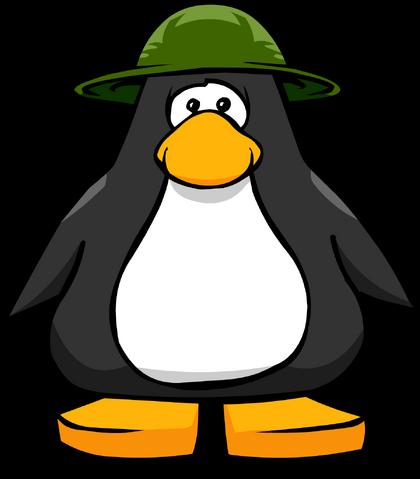 File:Green Safari Hat PC.png