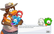 Puffle Party 2016 PH dialogue login 1