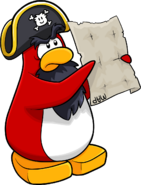 Rockhopper upside down map