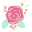 Decal Rose fashion icon