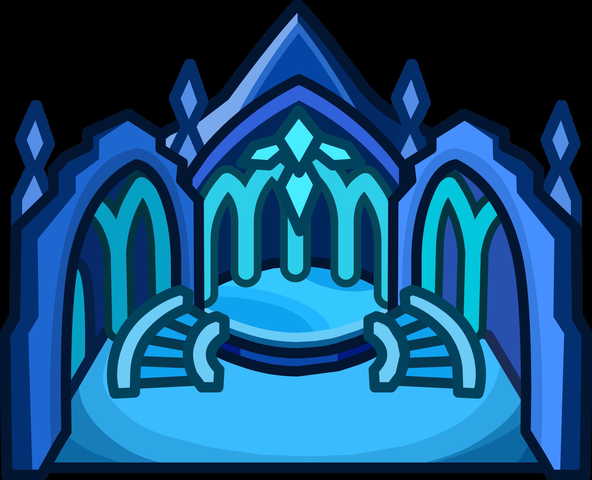 Ice Palace Igloo Club Penguin Wiki Fandom Powered By Wikia