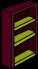 Burgundy Bookshelf sprite 009