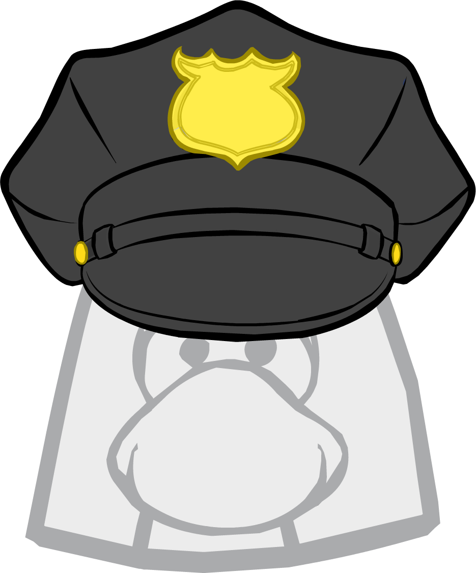 Image - Security Guard Hat.png | Club Penguin Wiki ...