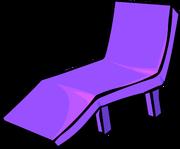 Purple Plastic Lawn Chair sprite 001