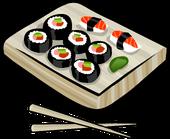 Sushi Combo clothing icon ID 5250