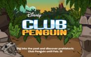 Prehistoric Party 2016 logo screen