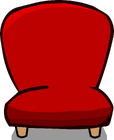 Red Plush Chair sprite 001