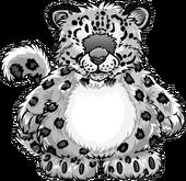 Snow Leopard Costume icon