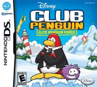 CP Elite Penguin Force box art